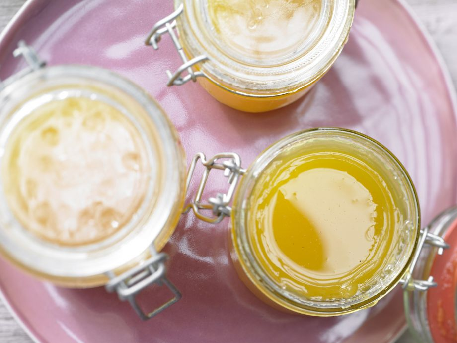 Orange-Thyme Jelly - Orange-Thyme Jelly - A fruity taste experience and a sunny start to the day