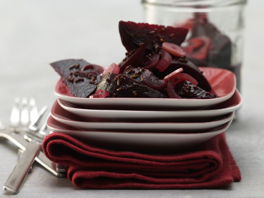 Pickled Beets - Pickled Beets - A simple but delicious addition to a cold buffet