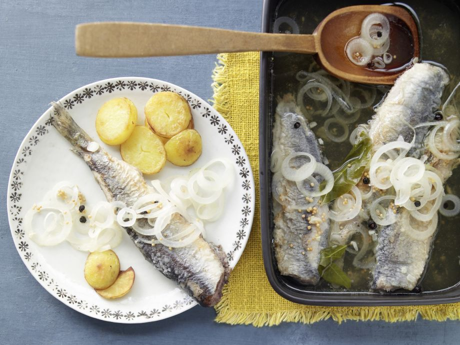 Pickled Herring - Pickled Herring - Not only for Northern Lights: plain fare from the coast