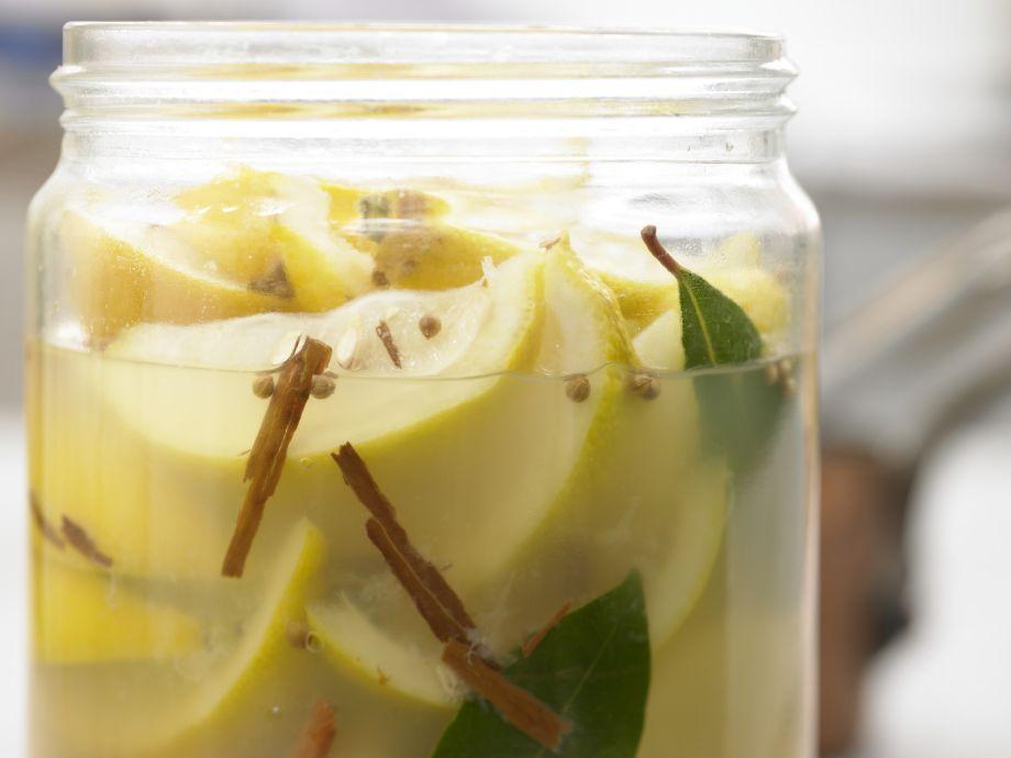 Pickled Lemons - Pickled Lemons - A fresh and fruity note