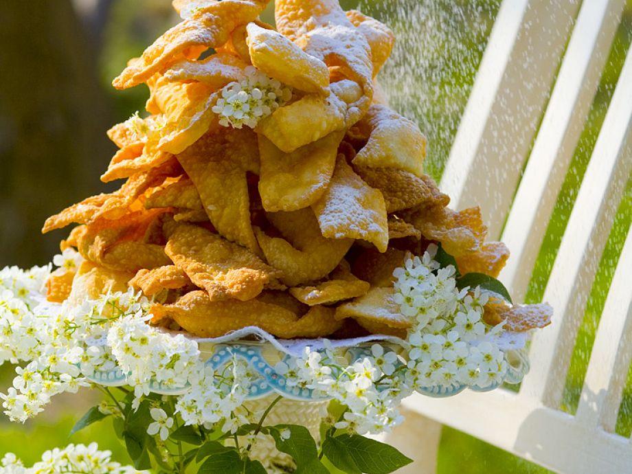 Polish Carnival Pastries