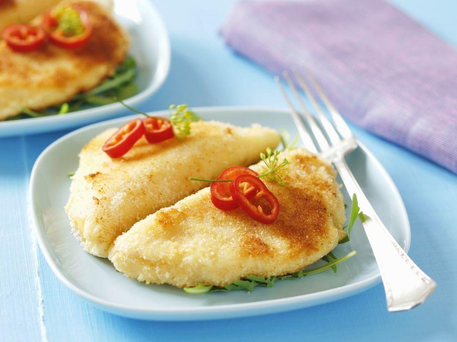 Potato and Cheese Pancake