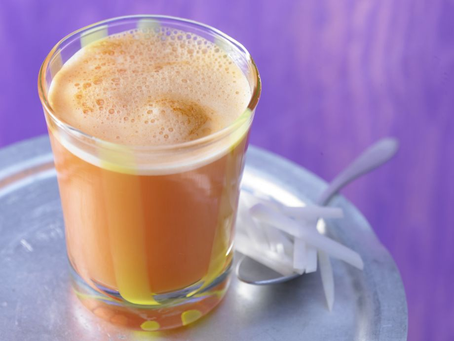 Potato-Carrot Juice - Potato-Carrot Juice - A pleasantly peppery drink that stimulates the appetite