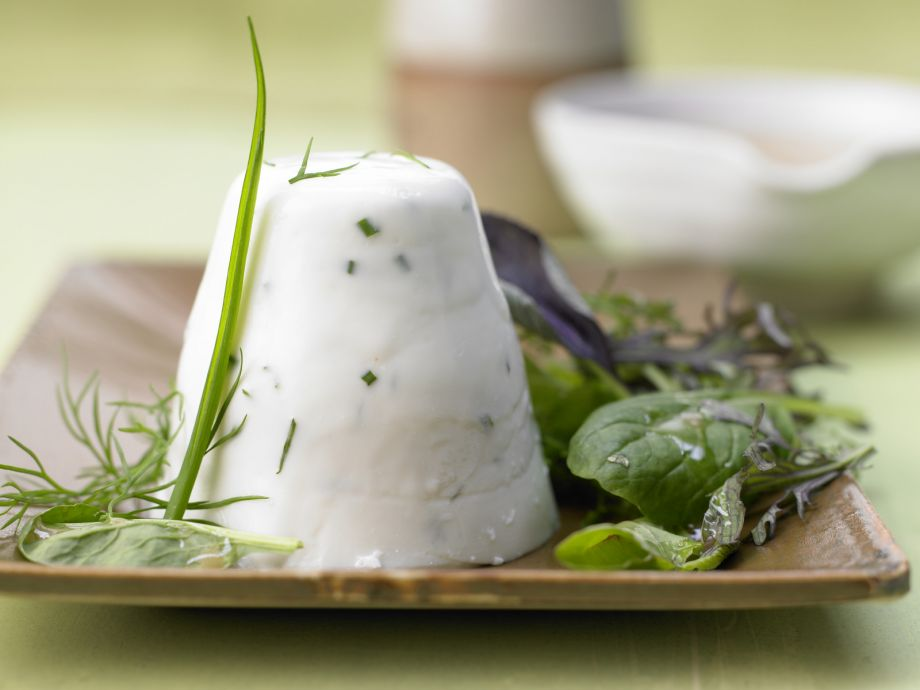 Quark and Herb Terrine - Quark and Herb Terrine - Delicate appetizer or light lunch