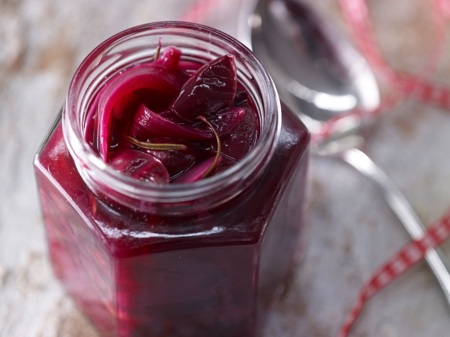 Red Grape Chutney - Red Grape Chutney - A dream with grapes: Not too sweet and wonderfully aromatic
