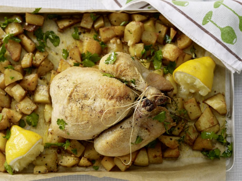 Spanish-Style Chicken - Spanish-Style Chicken - From the rich, yet simple culinary tradition of Spain