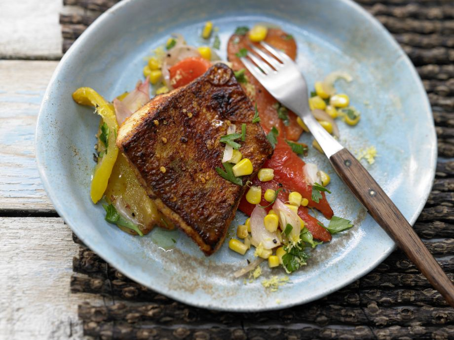 Spicy Fish - Spicy Fish - Enjoy fish the way Americans do: In a fiery Tex-Mex Style dish