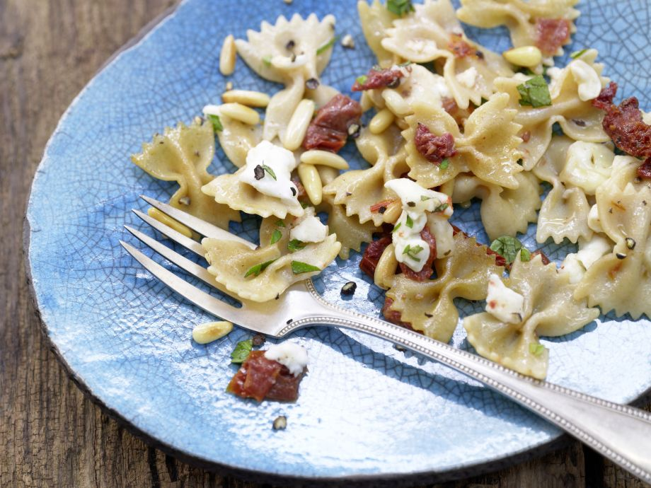 Spicy Pasta - Spicy Pasta - Easy and quick to the plate