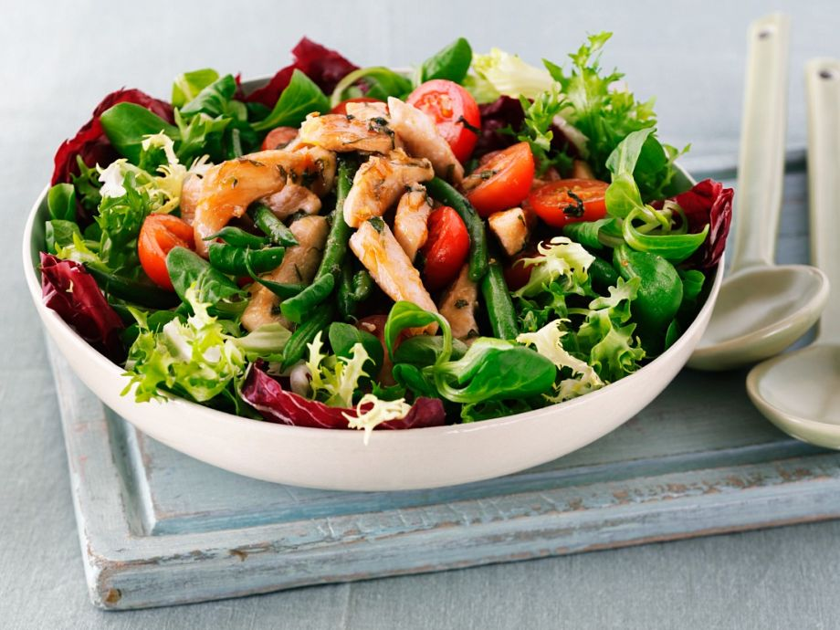 Chicken Spring Salad