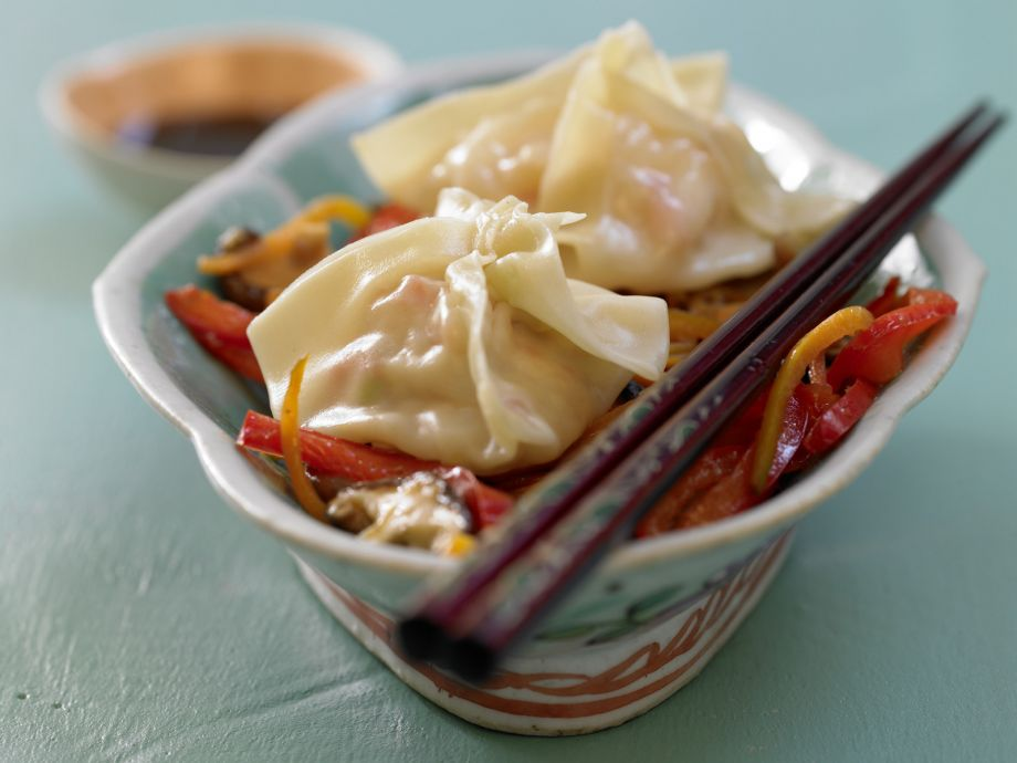 Steamed Shrimp Dumplings - Steamed Shrimp Dumplings - Pillowy pockets of shrimp and vegetables