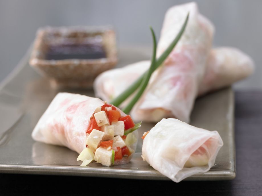 Stuffed Rice Leaves - Stuffed Rice Leaves - Stuffed rice leaves for fans of Asian cuisine