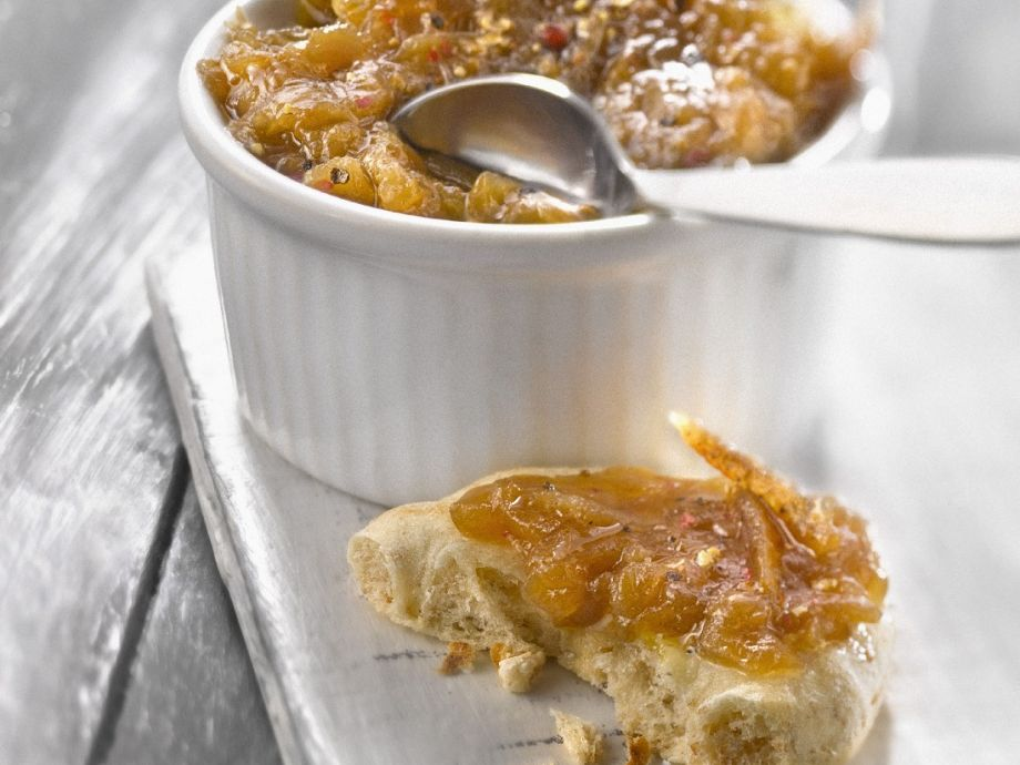 Sweet and savoury compote