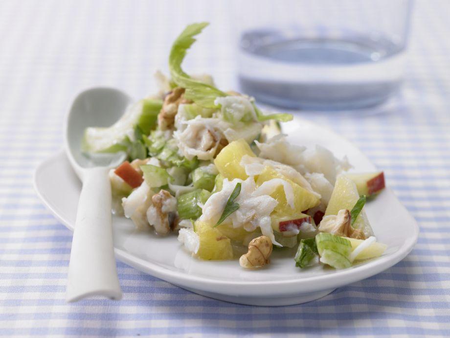 Waldorf Salad - The classic New York salad with a twist
