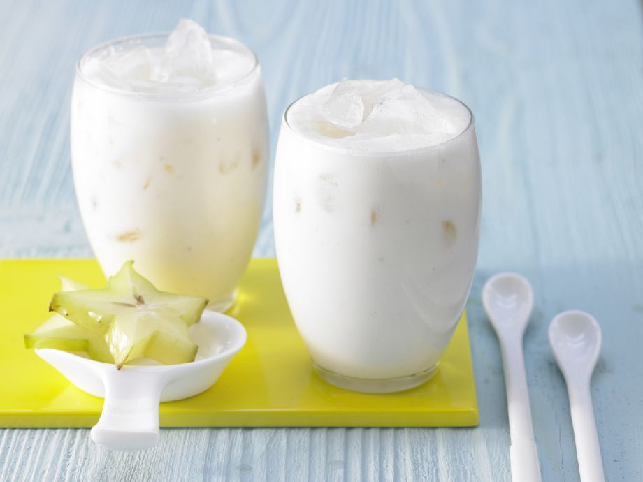 White Tea Smoothie with Star Fruit and Cherimoya Recipe ...  Cherimoya