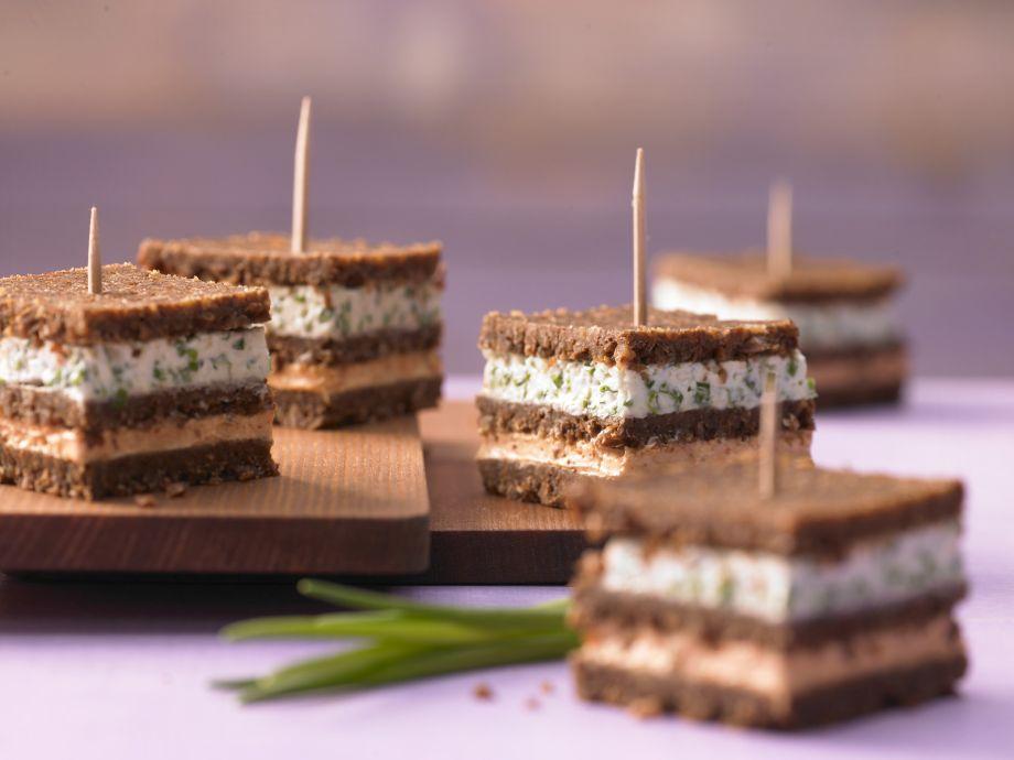 Zebra Breads - Zebra Breads - Party classics that even children will enjoy