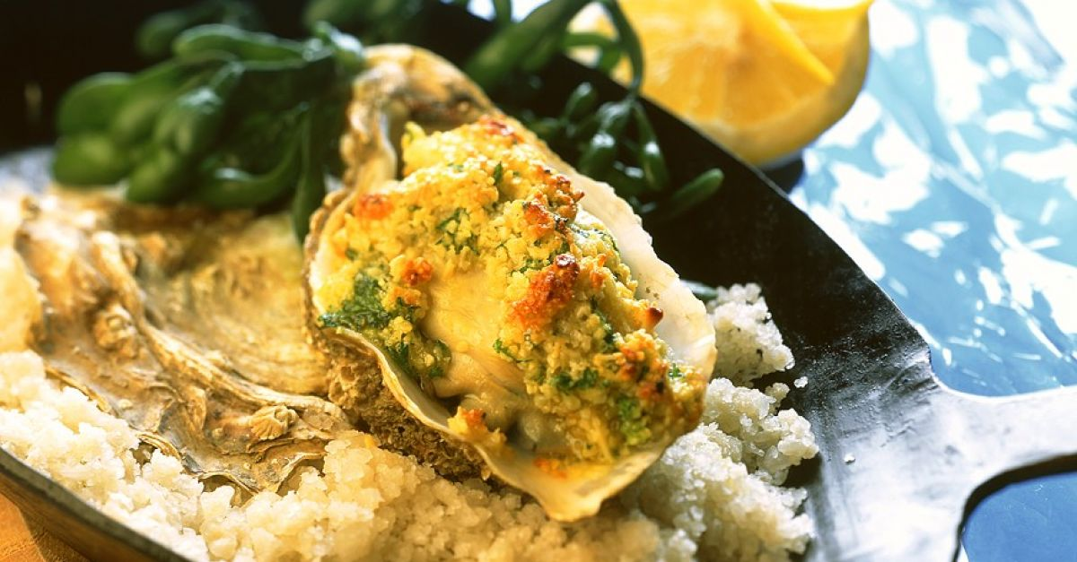 Baked Oysters Recipe Eat Smarter Usa
