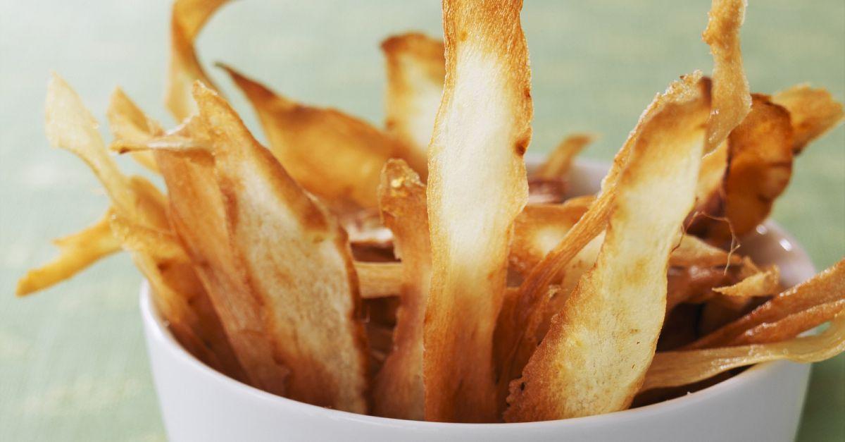 Baked Parsnip Chips recipe | Eat Smarter USA