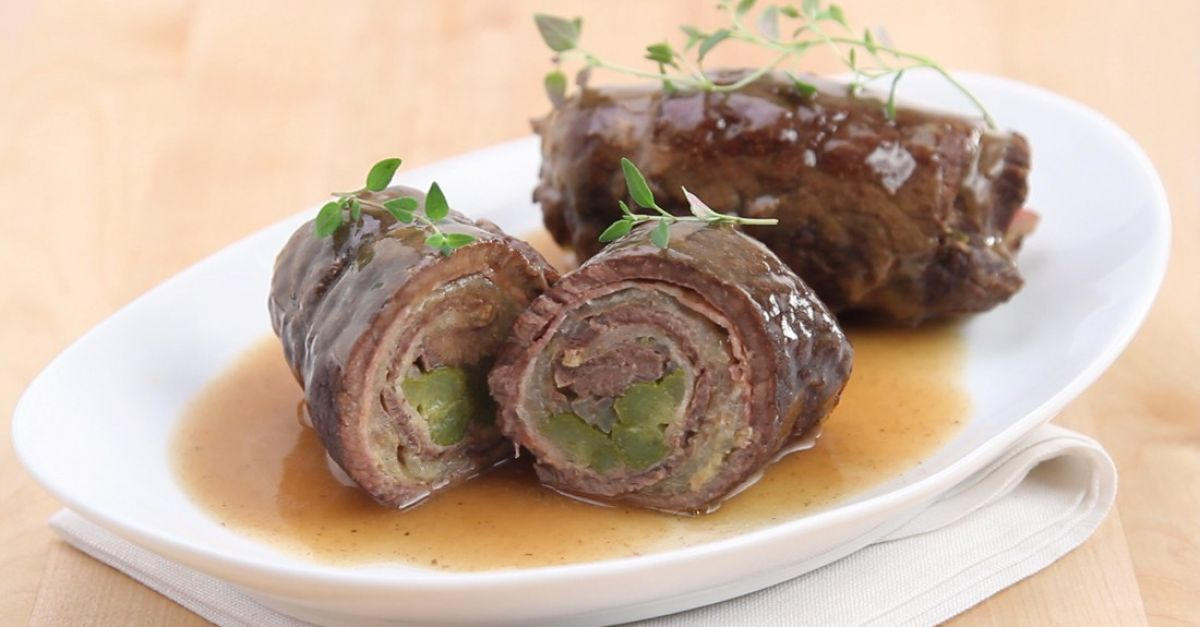 Classic Beef Roulades Recipe Eat Smarter Usa