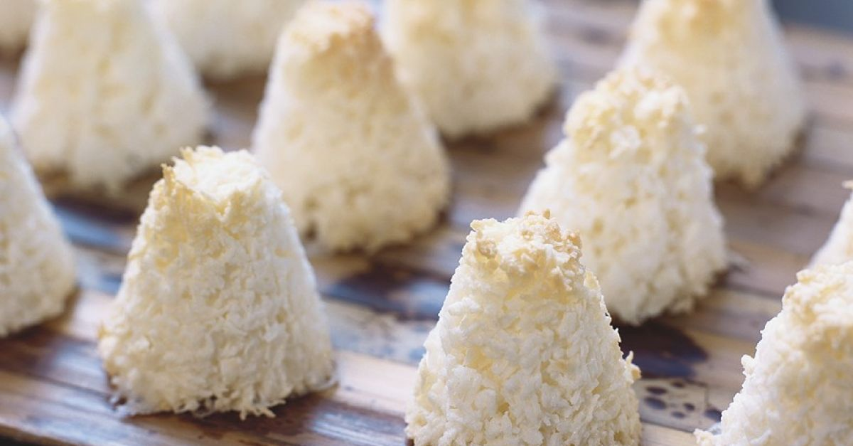 Coconut Meringues recipe   Eat Smarter USA
