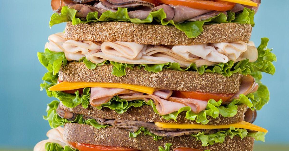 Dagwood Sandwich Recipe | EatSmarter
