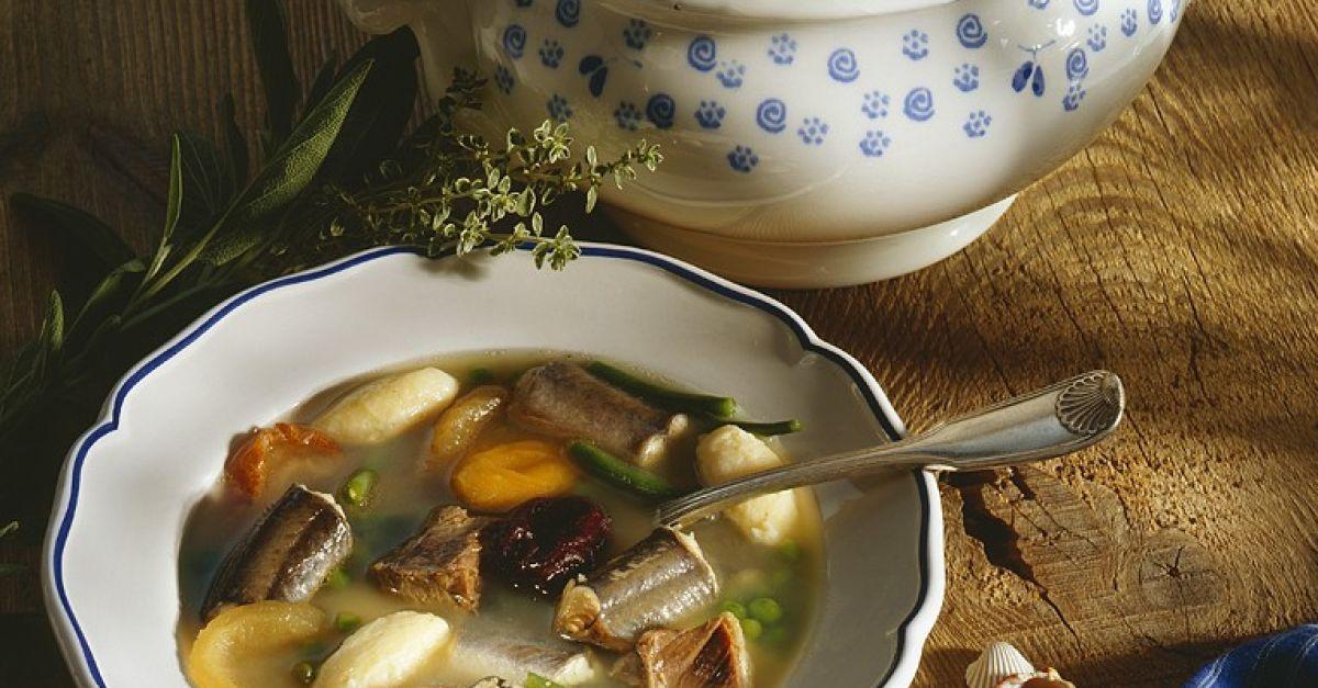 Eel Soup recipe   Eat Smarter USA