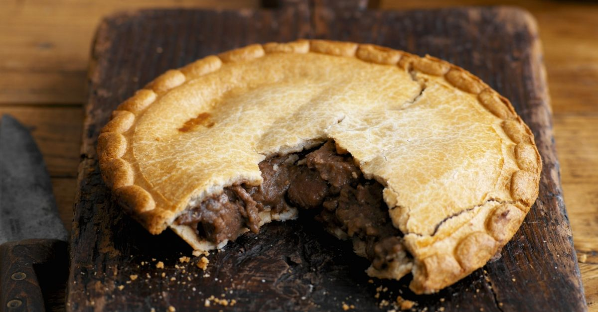 English Steak and Ale Pie recipe | Eat Smarter USA