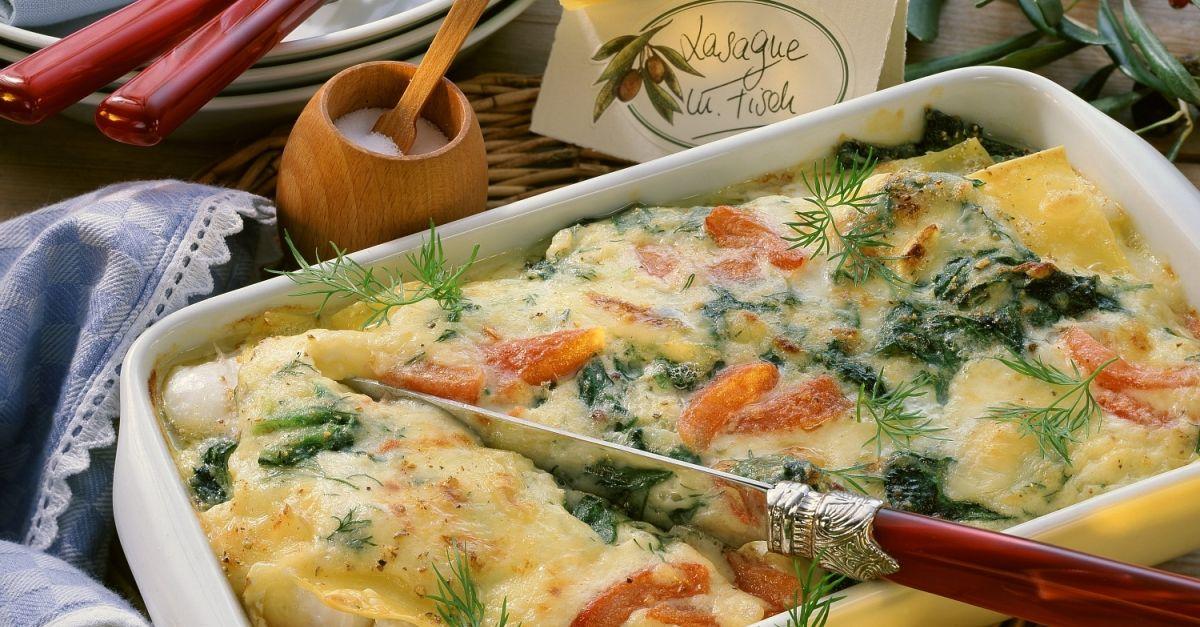 Creamy Fish And Pasta Bake Recipe Eat Smarter Usa