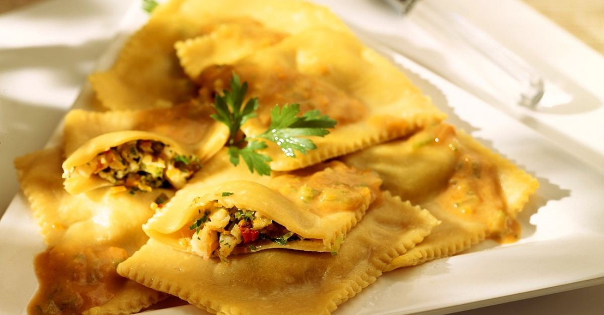 Fish Ravioli Recipe Eat Smarter Usa