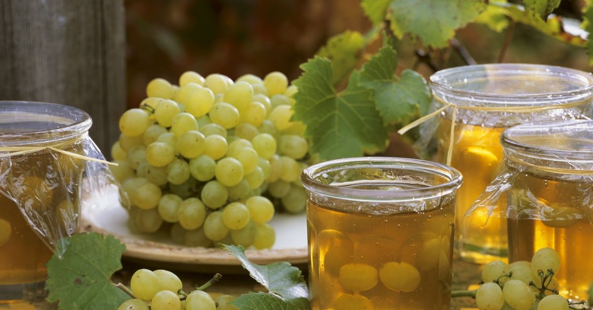 Green Grape Jelly Recipe Eatsmarter