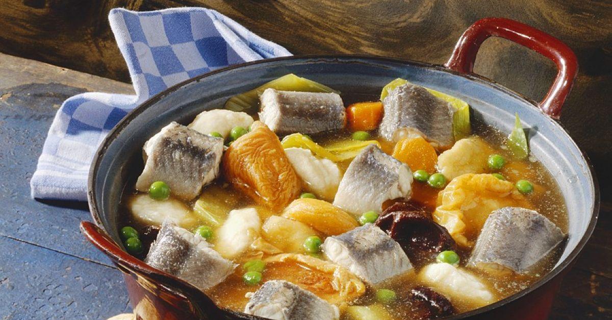 Hamburg Eel Soup recipe   Eat Smarter USA