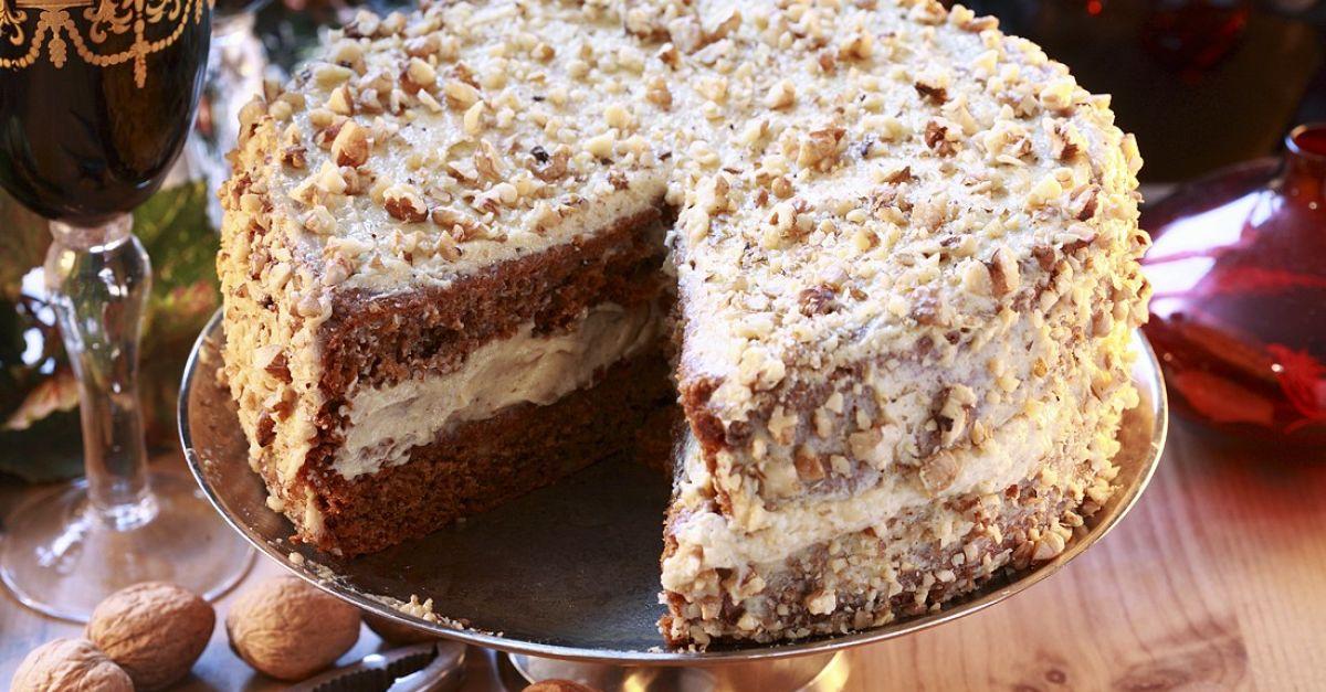 Honey Nut Cake Recipe Eatsmarter