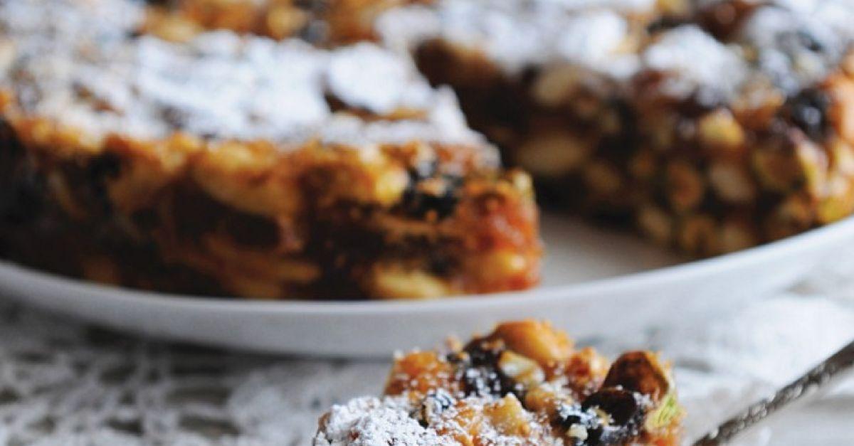 Italian Fruit Cake Recipes: Italian Fruit And Nut Cake Recipe