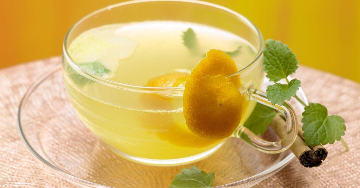 Lemon Balm And Cinnamon Tea Recipe Eat Smarter Usa