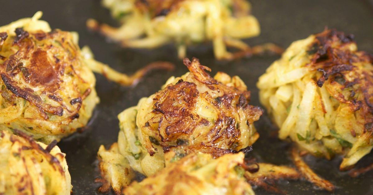 Onion bhaji indian onion fritters recipe eat smarter usa forumfinder Gallery