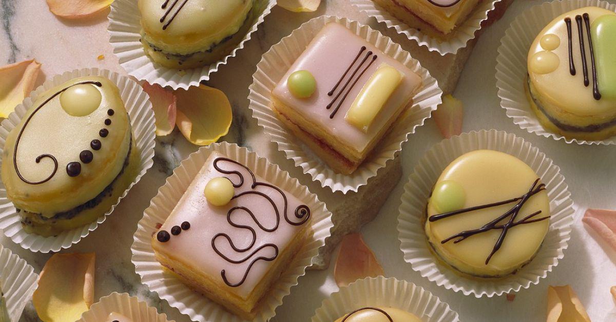 Petits Fours Recipe Eat Smarter Usa