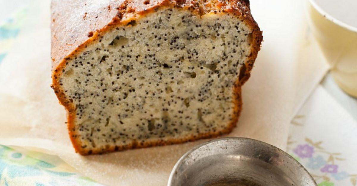 Easy Poppy Seed Cake Ingredients