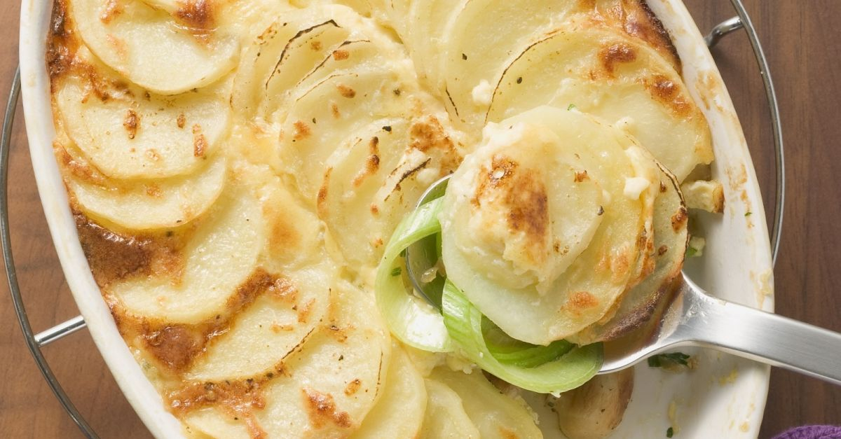 Potato Leek Gratin recipe | Eat Smarter USA