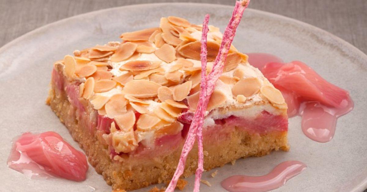 Meringue Torte Cake Recipe