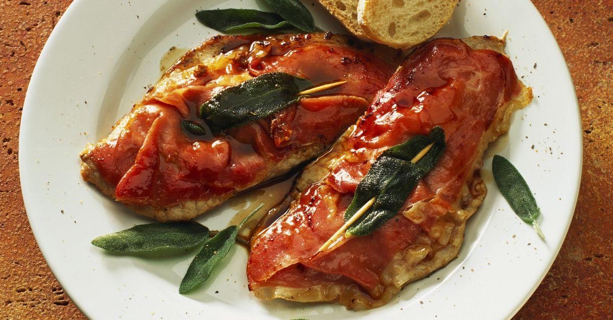 Saltimbocca Alla Romana recipe | Eat Smarter USA