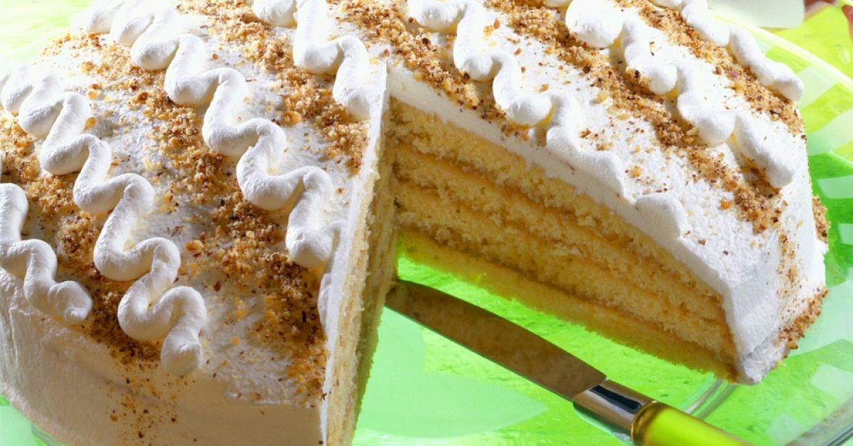 Average Weight Of A Sponge Cake