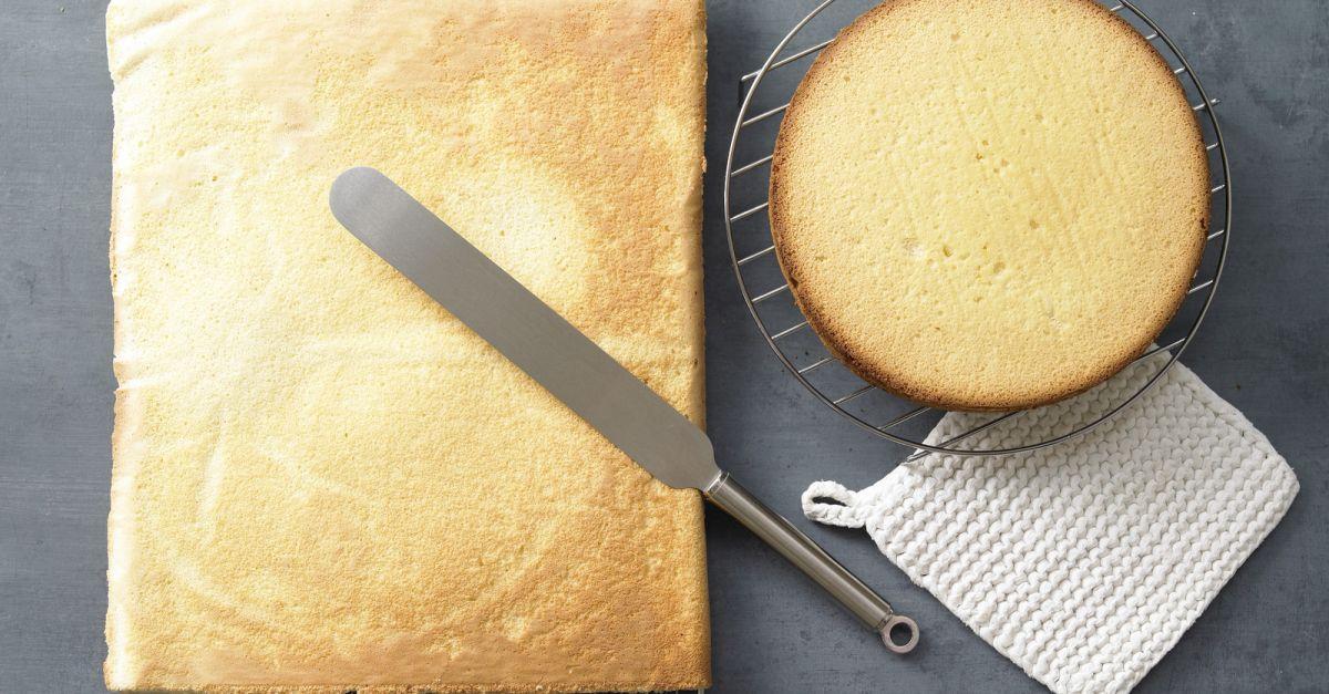 Spelt Sponge Cake
