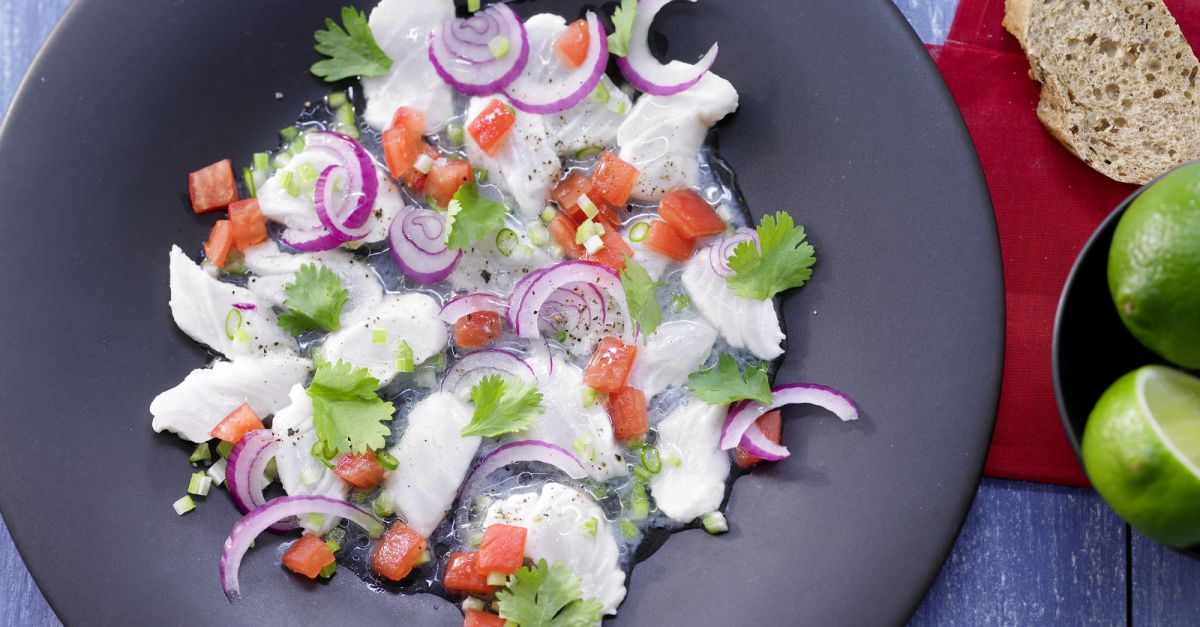 White Fish Ceviche Recipe Eat Smarter Usa