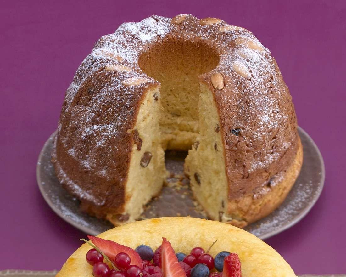 Rum Raisin Bundt Cake