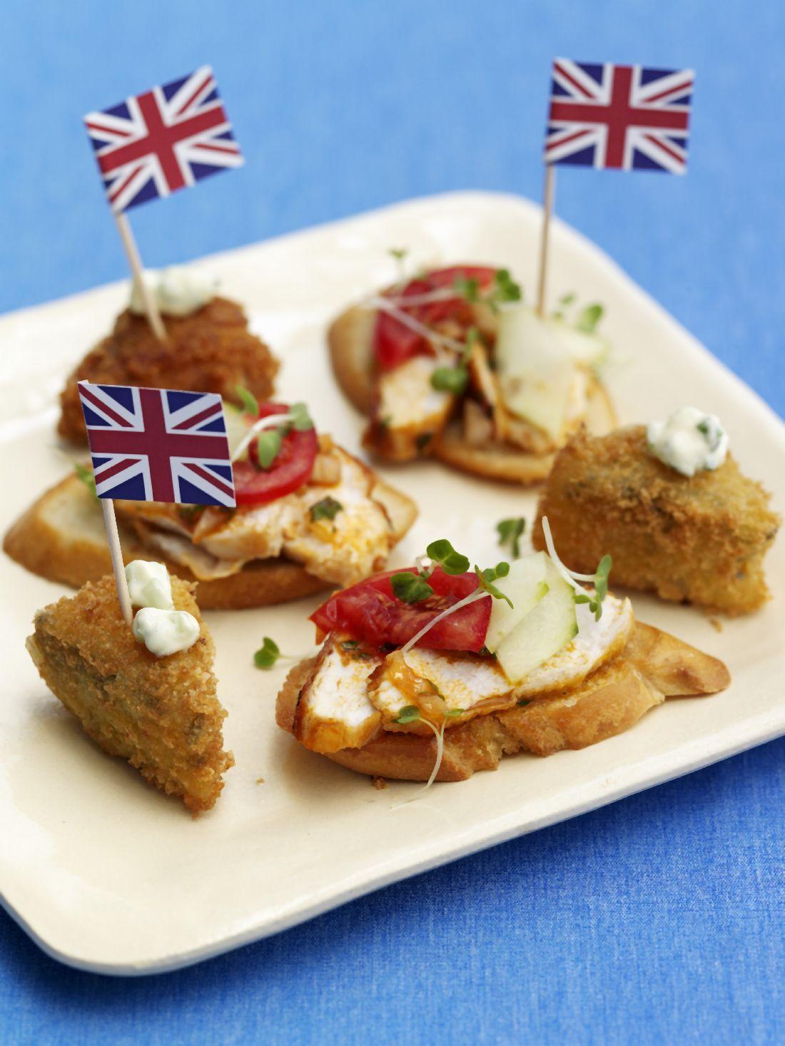 British finger food platter recipe eat smarter usa forumfinder Choice Image