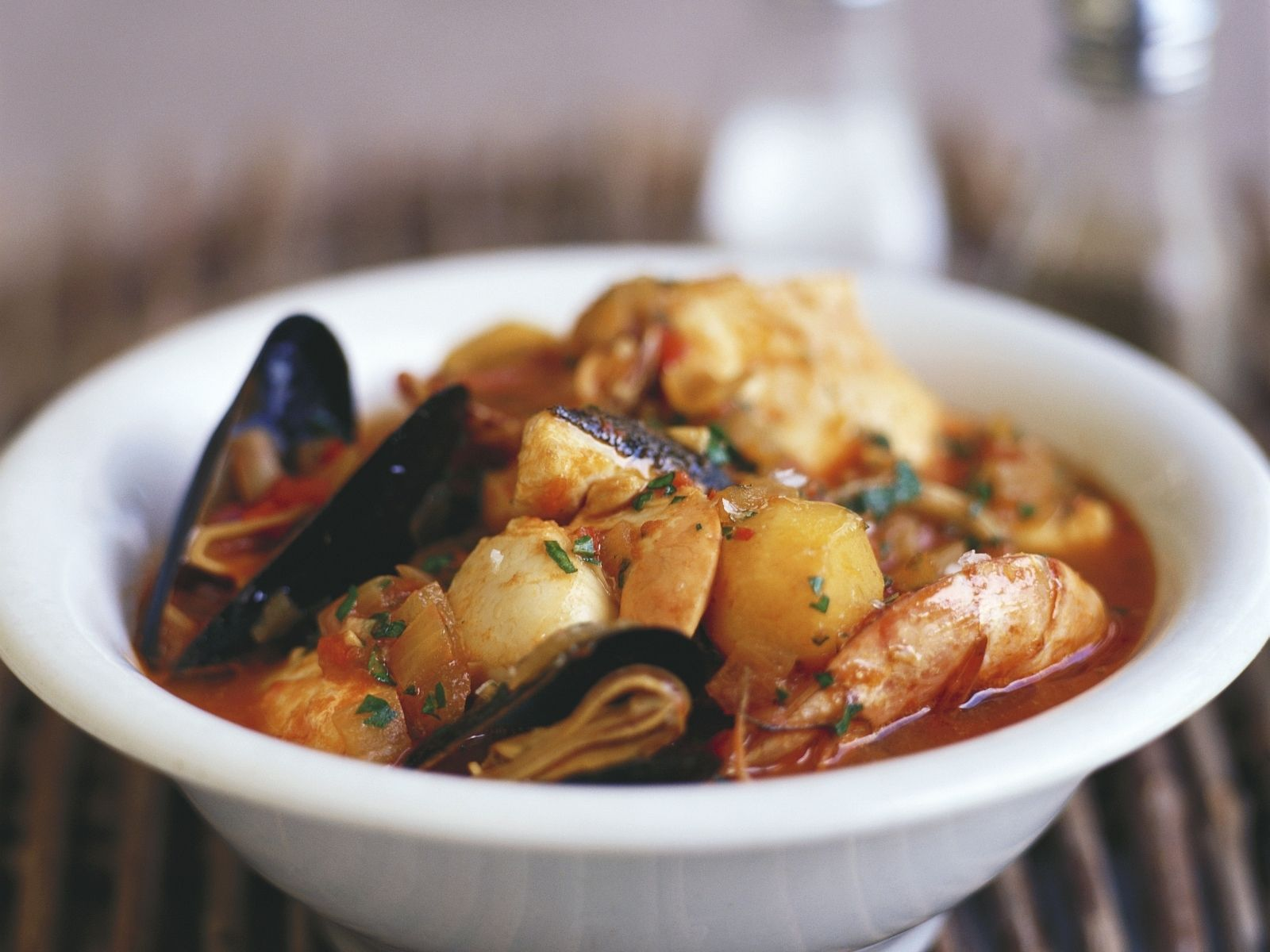 Cioppino Seafood Stew Recipe Recipe Eat Smarter Usa