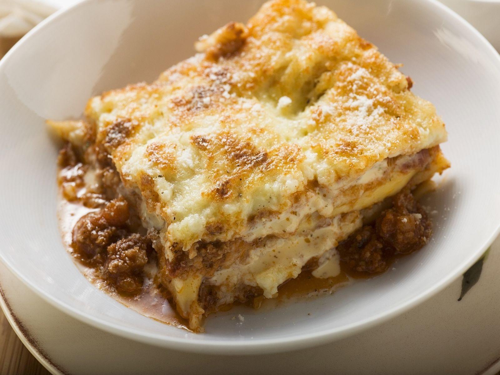 Classic Lasagne Classic Lasagne Recipe Eat Smarter Usa