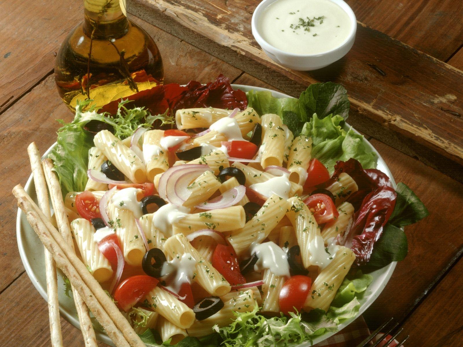 Colorful Pasta Salad recipe | Eat Smarter USA