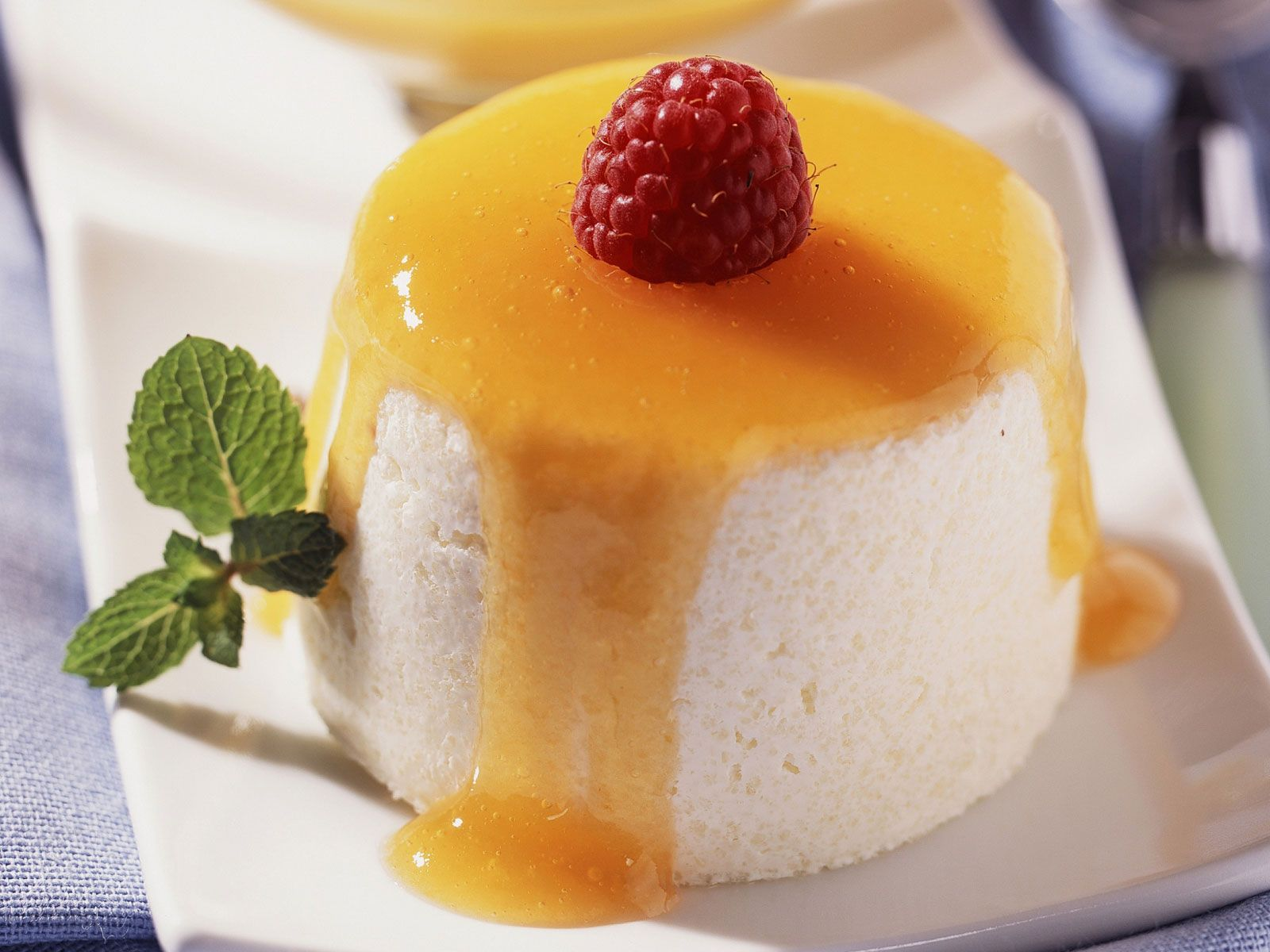 Cottage Cheese Pudding With Orange Cream Recipe Eat Smarter Usa