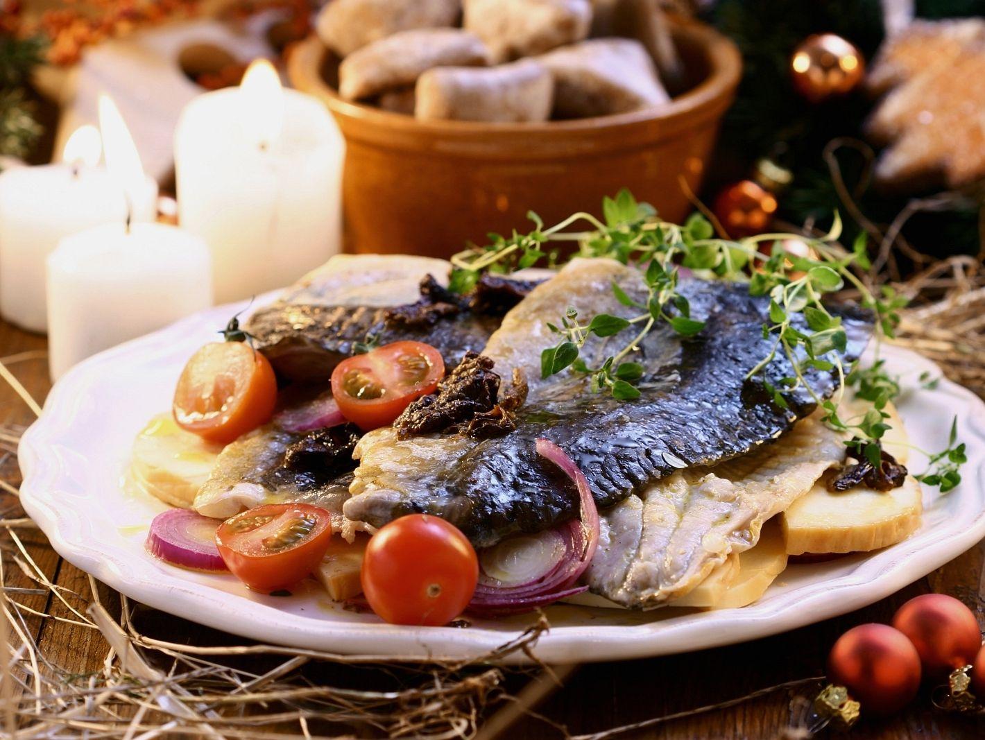 Carp marinated: recipe