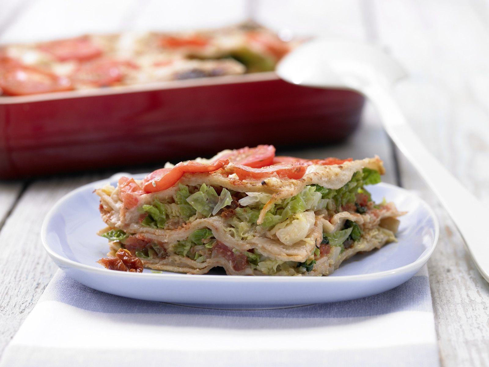 Savoy Cabbage Lasagne Recipe Eat Smarter Usa
